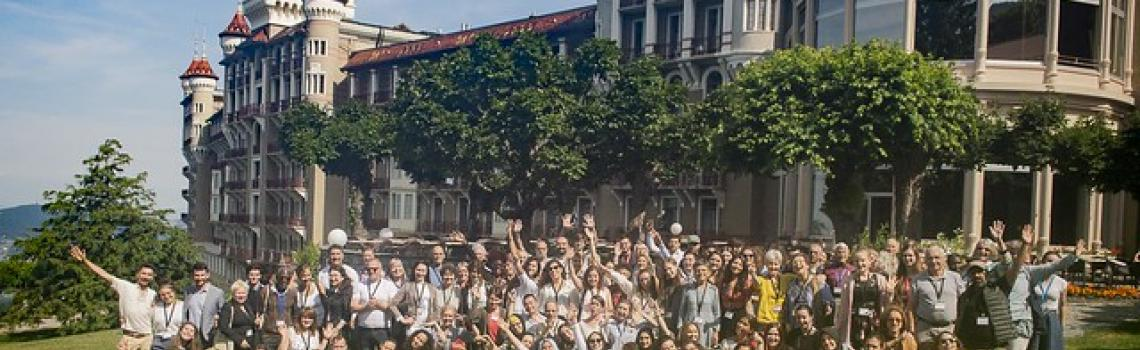 Tools for Changemakers participants at Caux 14-18 July 2019