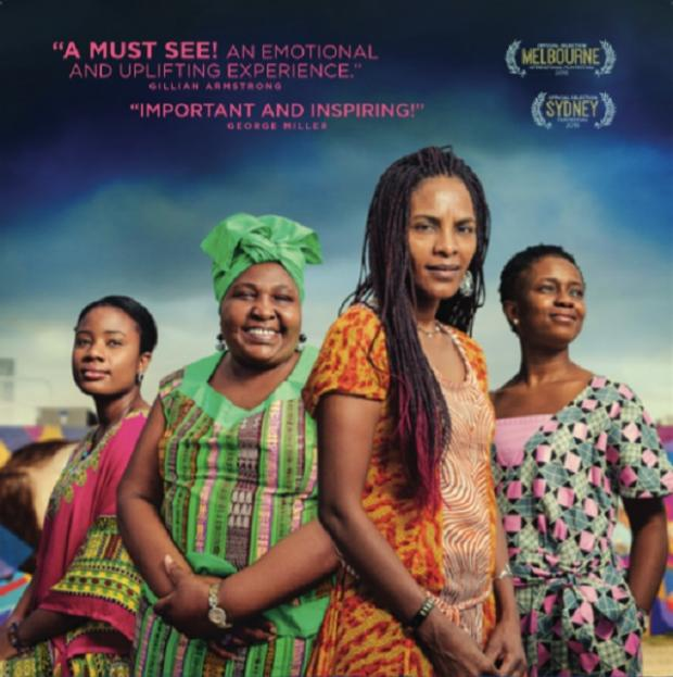 The Baulkham Hills African Ladies Troupe poster