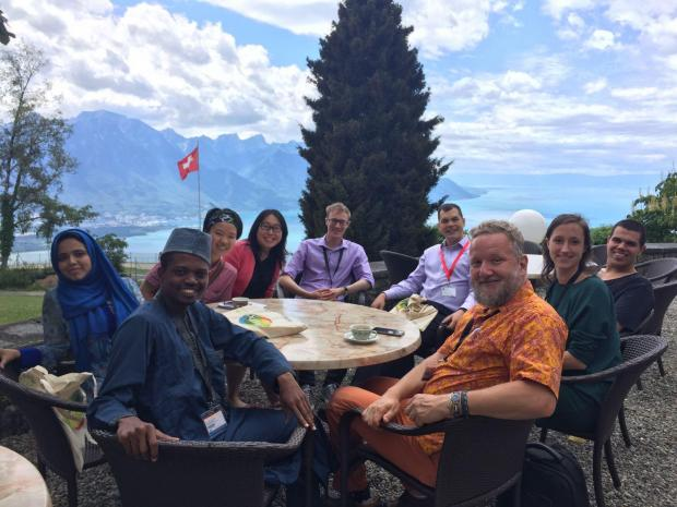 Caux Dialogue on Land and Security: 'A True North-South Dialogue'
