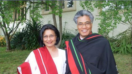 Visier and Pari Sanyü (Photo: Mike Lowe)
