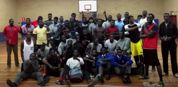 Savannah Pride basketball team, Blacktown, NSW