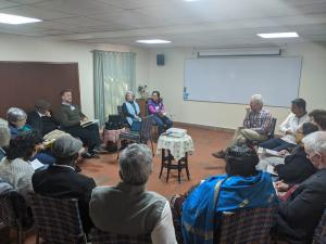 Workshop on Accompaniment - Asia Plateau,India 7-11 February 2020