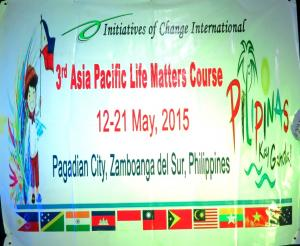 Life Matters Philippines 2015 banner