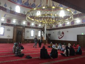 CoP SE Welcome tour to places of worship - Mosque