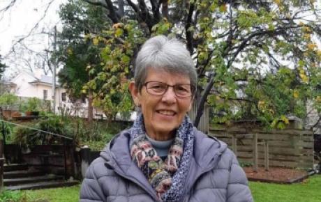Liz Weeks at Armagh, 2019