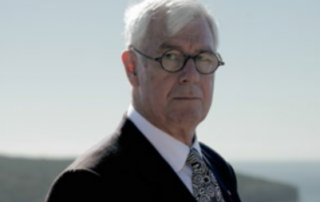 Julian Burnside - publicity pic from Border Politics
