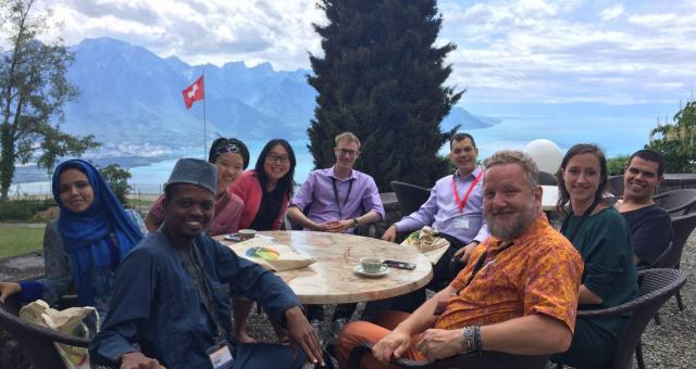 Caux Dialogue on Land and Security (CDLS)