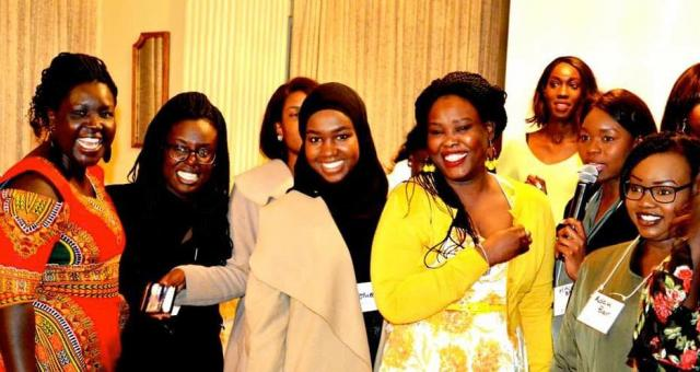 South Sudanese Women's Conference at Armagh