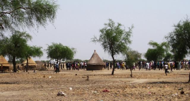South Sudan Village
