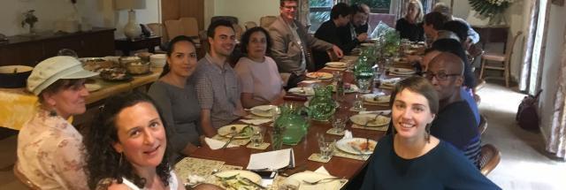 German-Jewish friendship dinner at Armagh
