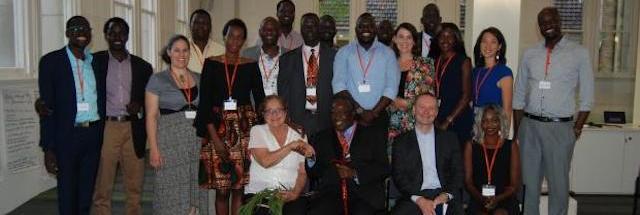 South Sudan Emerging Leaders Workshop at University of Melbourne, January 2019