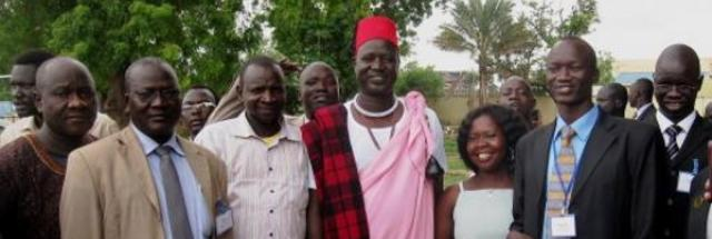 A journey of healing for national reconciliation in South Sudan