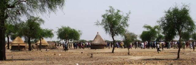 South Sudan Village