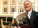 "Kim Beazley Jnr at the launch of ""Father of the House"""