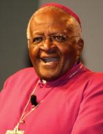 Archbishop Desmond Tutu. (photo by Wa-J)