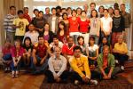 Life Matters course participants and faculty, 2010